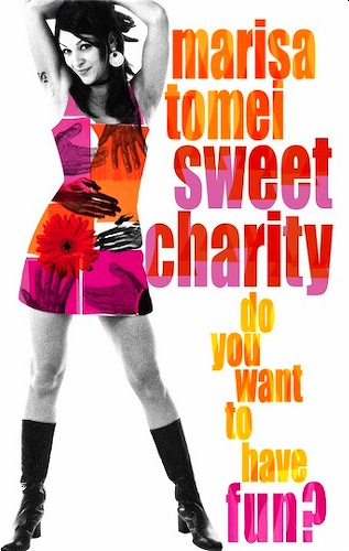 spot co / sweet charity show poster